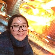 Användarprofil för Yuwei