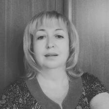 Användarprofil för Галина