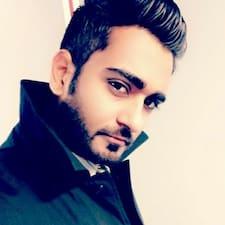 Profil Pengguna Waqas