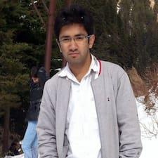 Profil Pengguna Varun