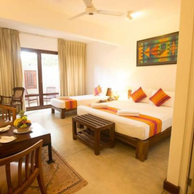Jaffna Heritage Hotel's guidebook