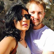 Matthieu & Salma Brukerprofil