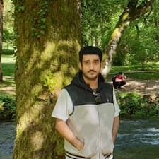 Nutzerprofil von Khaled