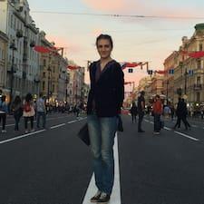 Perfil do utilizador de Светлана