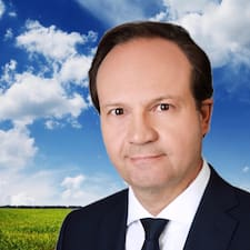 Henkilön Jean-Marc käyttäjäprofiili