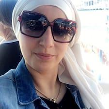 Amina - Uživatelský profil