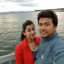 Perfil de l'usuari Sricharan