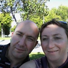 โพรไฟล์ผู้ใช้ Stéphanie & Sébastien