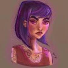 Yassmin felhasználói profilja