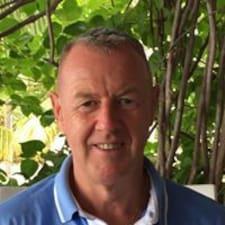 Alistair felhasználói profilja