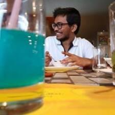 Profilo utente di Sai Charan