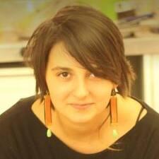 Profil utilisateur de Teona