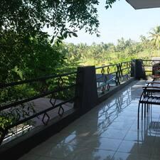 Kemarang - Uživatelský profil