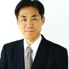 Profil Pengguna Hiroyuki