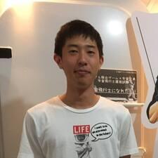 Gebruikersprofiel 中島