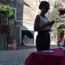 Cristiana felhasználói profilja