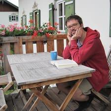 Användarprofil för Florian
