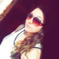 Raechel felhasználói profilja