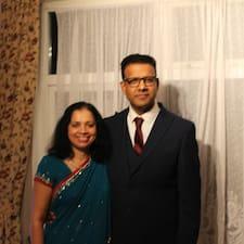 Profil Pengguna Vasanthi