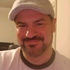 Dionisio felhasználói profilja