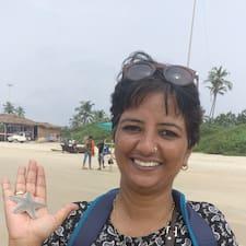 Mamta felhasználói profilja