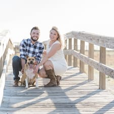 Melissa & Justin User Profile