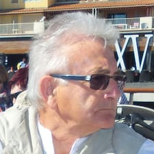Luigino felhasználói profilja