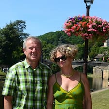 Catherine & Jean-Claude