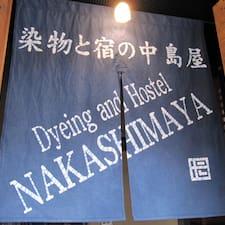 Gebruikersprofiel Nakashimaya