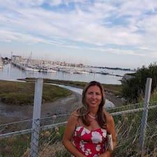 Gebruikersprofiel Cristina