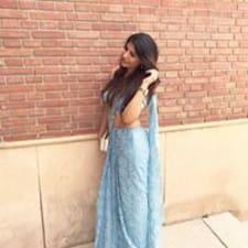 Användarprofil för Priyanka