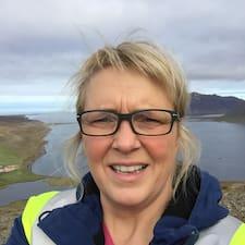 Guðrún Lilja Arnórsdottir Brugerprofil
