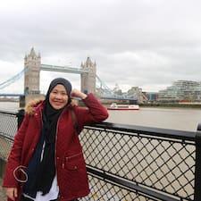 Profil utilisateur de Fatihah Izzah
