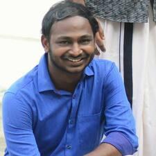 Muthukrishnan felhasználói profilja
