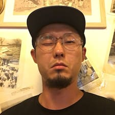 HyungWoo Brukerprofil
