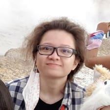 Profil utilisateur de Marsha Aulia