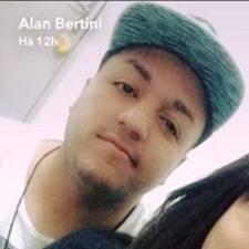 โพรไฟล์ผู้ใช้ Alan