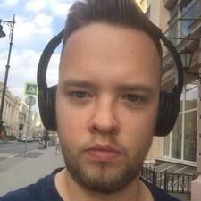 Perfil do utilizador de Evgeny