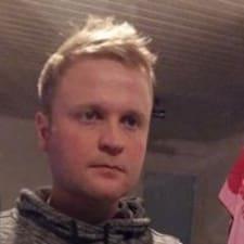 Henkilön Kari-Antti käyttäjäprofiili