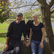 Leanne & Andy felhasználói profilja