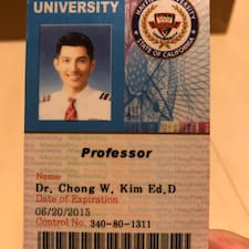 โพรไฟล์ผู้ใช้ Chong Wook