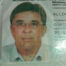 Günther - Profil Użytkownika