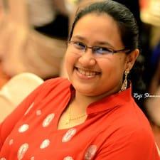 Nutzerprofil von Priyadarsini