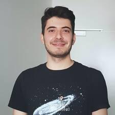 Tarek felhasználói profilja