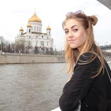 Masha Brukerprofil