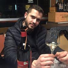 Användarprofil för Vittorio