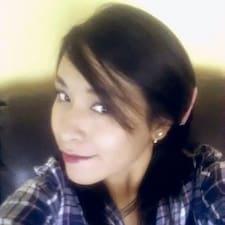 Profil Pengguna Yadira