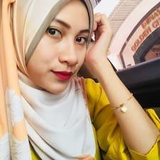 Användarprofil för Nurul Faza