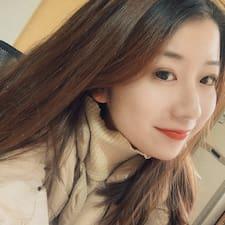 Gretta felhasználói profilja