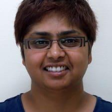 Profil utilisateur de Gayathri